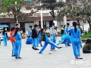 Đà Nẵng: Thà học sinh bẩn mà khỏe, còn hơn sạch sẽ mà yếu, còi!