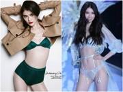"""Người mẫu Victoria ' s Secret khoe ảnh  """" sống ảo """"  tại Nha Trang"""