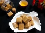 Kẹo dừa nhà làm vừa ngọt dẻo lại đảm bảo, cả nhà mê tít