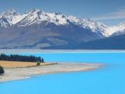 Những hồ nước  biến hình  đủ màu sắc đẹp đến ngỡ ngàng
