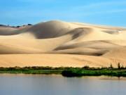 Vẻ đẹp hút hồn của đồi Trinh Nữ, Bình Thuận