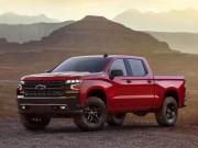 Chevrolet Silverado 2019 cải tiến hoàn toàn vượt trội