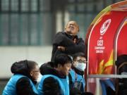 Kỳ lạ HLV Park Hang Seo bỏ trốn khi U23 Việt Nam bị Syria dồn ép