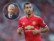 Chuyển nhượng MU: Mkhitaryan bỏ tập, chốt lương đến Arsenal