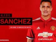 """"""" Bom tấn """"  rung chuyển: Sanchez đồng ý đến MU, ẵm 1.900 tỷ đồng"""