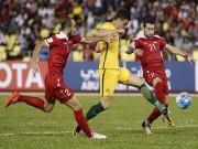 U23 Hàn Quốc - U23 Australia: Đại tiệc 5 bàn, bù giờ nghẹt thở