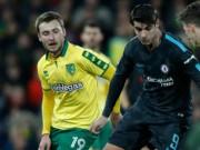 """Chelsea - Norwich: Hủy diệt  """" Chim Hoàng yến """" , tìm lại niềm vui"""