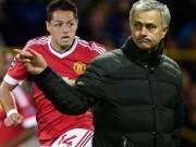 Chuyển nhượng MU: Mourinho đồng ý gia hạn, muốn có Chicharito