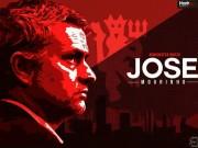 """MU  """" trói """"  Mourinho 5 năm: Khát khao lâu dài, chờ ngày xưng bá"""