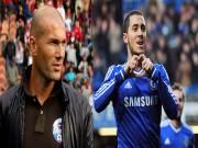 Real khốn khó: Chán  chân gỗ  Ronaldo, Zidane tới Chelsea làm thầy Hazard
