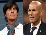 """""""Máy chém"""" HLV ở Real: Perez xử Zidane mời nhà vô địch thế giới"""