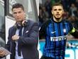 Real bật đèn xanh bán Ronaldo: Icardi 110 triệu euro thay thế