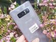 Ngắm Galaxy Note8 màu Tím khói hút hồn phái đẹp