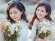 Ngất ngây trước vẻ đẹp tinh khôi của cô giáo đẹp nhất Hà Nội