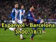 """Espanyol – Barcelona: Siêu nhân Messi và """"bộ ba nguyên tử"""" mới"""
