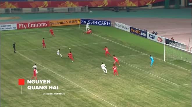 """U23 Việt Nam: Quang Hải tịt ngòi 2 trận, """"rồng ẩn mình"""" hay hết bài"""