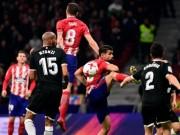 """Atletico Madrid - Sevilla: Siêu sao mở điểm, đồng đội  """" báo hại """""""