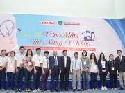 Vòng bán kết gay cấn của cuộc thi  Ươm mầm tài năng y khoa