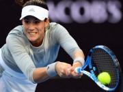 """Trực tiếp Australian Open 18/1: Mỹ nhân Bourchard,  """" khắc tinh """"  Federer dừng bước"""