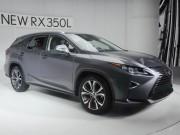Lexus RX 350L 7 chỗ đến gần Việt Nam với giá 3 tỷ đồng