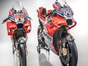 2018 Ducati Desmosedici GP công bố sớm, đe dọa các đối thủ