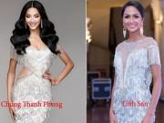"""Đăng quang chưa bao lâu, hoa hậu H ' Hen Niê đã mặc váy  """" đạo nhái """" ?"""