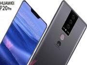 """Huawei P20 Pro  """" lộ hàng """"  trên benchmark, sở hữu tỷ lệ màn hình cao cấp 19:9"""