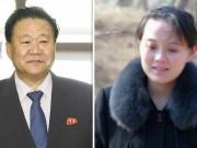 Ai đại diện ông Kim tham gia Thế vận hội tại Hàn Quốc?