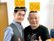 Sao Hoa ngữ gặp đồng niên trông như học sinh với phụ huynh