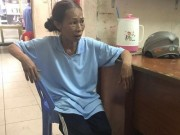 Người mẹ ẵm con ăn xin ở khu phố Tây trốn về đòi con