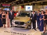 Subaru Outback và XV 2018 đã trang bị EyeSight
