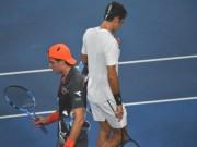 """Federer - Struff:  """" Ra đòn """"  chuẩn xác, kết liễu đẳng cấp (V2 Australian Open)"""