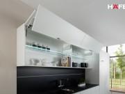 Sử dụng hiệu quả không gian cao trong bếp