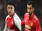 Chuyển nhượng HOT 18/1: Wenger bật mívụ Sanchez - Mkhitaryan