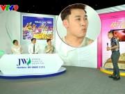 Ca sĩ Don Nguyễn ngỡ ngàng vì chàng móm quá đẹp trai