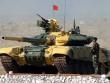 TQ xây khu quân sự, Ấn Độ nói xe tăng, tên lửa sẵn sàng