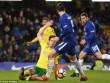 Chelsea - Norwich: Điên rồ 2 thẻ đỏ, đấu súng siêu căng thẳng