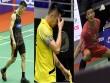 Chấn động cầu lông toàn sao: Lee Chong Wei, Lin Dan, Chen Long thua sạch