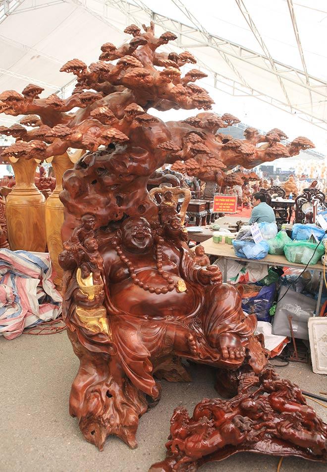 """Sở hữu gỗ lũa quý hình """"rùa hóa rồng"""", chủ nhân ra giá như 600 triệu - 9"""