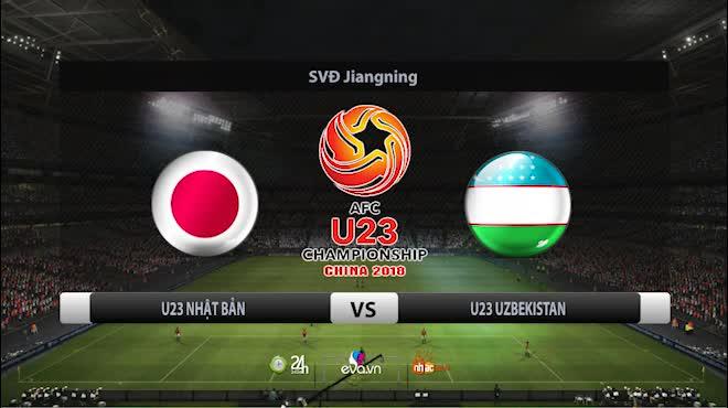 U23 Nhật Bản - U23 Uzbekistan: Thêu hoa dệt gấm, tỷ số kinh hoàng
