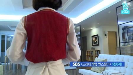 """Vòng eo quá bé liền nếu """"buộc quần chộp áo"""" mực mỹ nhân Hàn - 4"""
