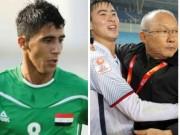 Tứ kết U23 châu Á: Trụ cột U23 Iraq lớn tiếng  hăm dọa  U23 Việt Nam
