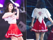 """Vòng eo quá nhỏ luôn phải  """" buộc quần túm áo """"  của mỹ nhân Hàn"""