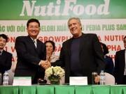 Lần đầu tiên sữa trẻ em Việt  ' tấn công '  300 siêu thị Mỹ