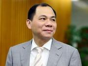 """Tài sản của 2 tỷ phú Phạm Nhật Vượng, Nguyễn Thị Phương Thảo  """" tăng chóng mặt """""""
