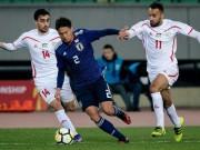 Video, kết quả bóng đá U23 Nhật Bản - U23 Uzbekistan: Cú sốc với nhà ĐKVĐ (Hiệp 1)