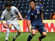 TRỰC TIẾP U23 Nhật Bản - U23 Uzbekistan: Choáng váng nhà ĐKVĐ (KT)