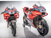 "Ducati Desmosedici GP 2018  "" cực ngầu ""  trong tông màu mới"