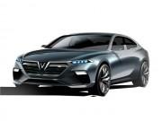 Xe Vinfast dùng công nghệ BMW, thiết kế bởi Italia