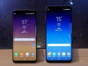 Tương lai smartphone Samsung có camera selfie tích hợp vào màn hình